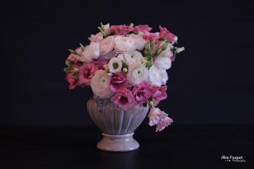 Spirales de roses