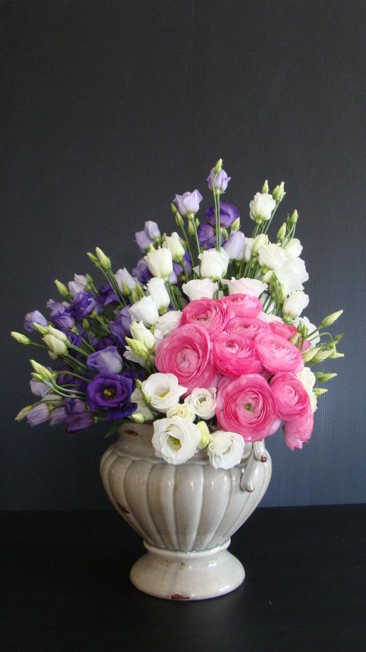 bouquet sans feuillage