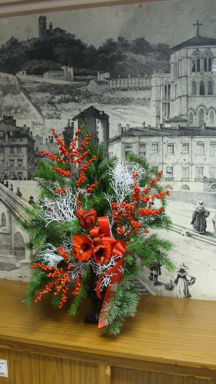 Noël tradition 2018